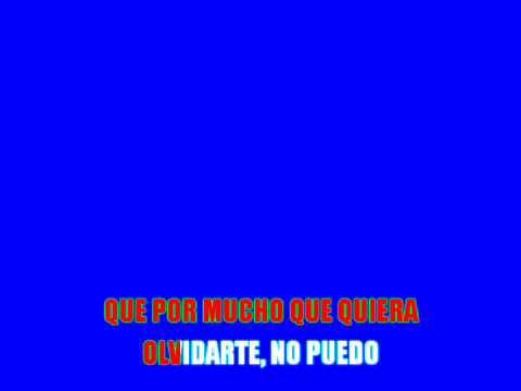 Atribulado -   Karaoke  Celio González