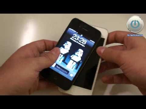 Предварительный обзор iPhone 5 на русском языке