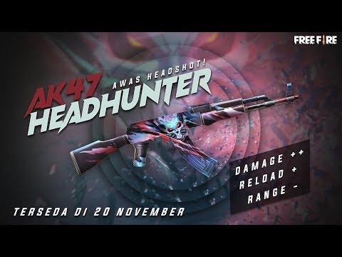 Próximo Arma Royale da AK47 - Caçador de Ossos