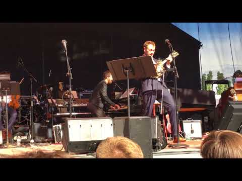 One Angry Dwarf - Ben Folds (Live From Here) 2018-06-16 Chte St. Michelle, Woodinville, WA
