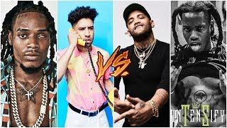 Rappers That Fell Off vs Rappers That Are Blowing Up
