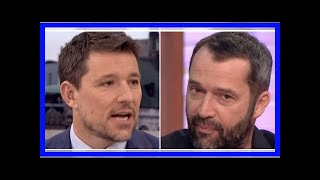 Good Morning Britain's Ben Shephard 'man crushes' on Rome star James Purefoy By Latest News Celebri