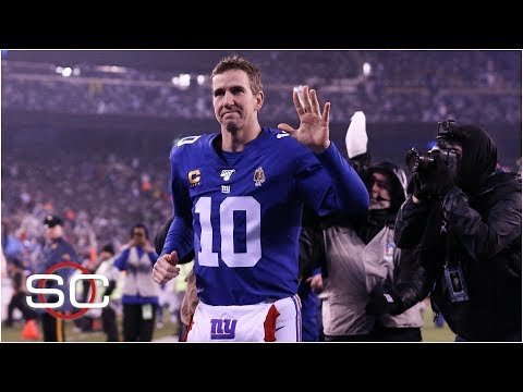 Eli Manning played the game like a Hall of Famer – Louis Riddick | SportsCenter