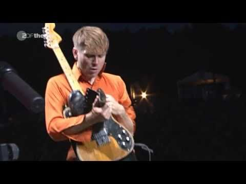Franz Ferdinand - This Fire (Live Hurricane Festival 2009) (High Definition) (HD)