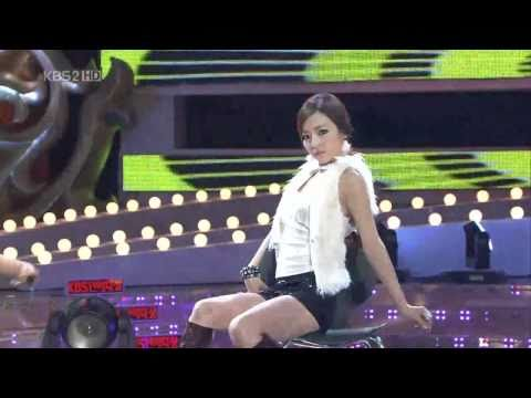 [HD] G7's Yuri Sunny - Special[Sexy] Stage