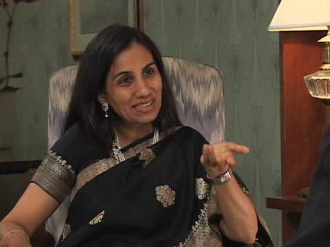 ICICI Bank's Chanda Kochhar: 'A Very Exciting and Challenging ...