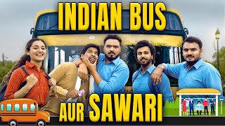 INDIAN BUS AUR SAWARI - Amit Bhadana