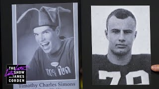 Timothy Simons & Dr. Phil Had Very Different High School Photos