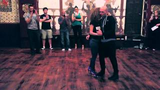 Ivo Vieira and Shani Mayer Kizomba