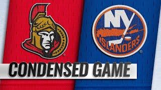 03/05/19 Condensed Game: Senators @ Islanders