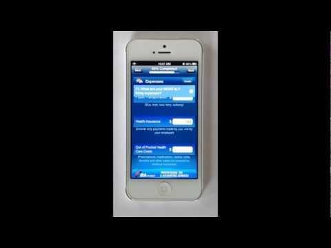 OIC Calculator iPhone Demo