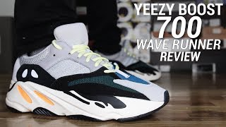 ADIDAS YEEZY BOOST 700 WAVE RUNNER REVIEW