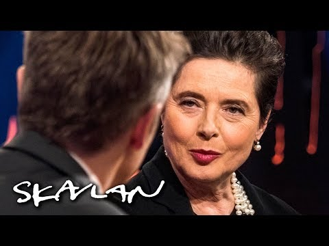 Isabella Rossellini got fired for looking «too old» at 42: – It was bad | Skavlan