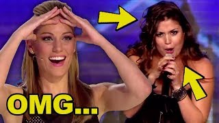 OMG! SHOCK Audition From Cristina Ramos Has Judges Confused!