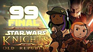 Best Friends Play Star Wars: KOTOR (Part 99 FINAL)