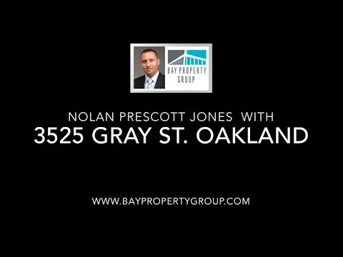 Introducing 3525 Gray St. in Oakland, CA by Bay Property Group