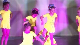 I am discovering the  beauty of bulgarian music  Iliahtida kids  group   Larnaka 17.06.2018