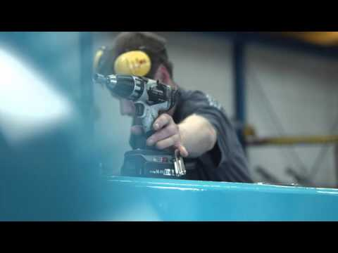 Konecranes - Lift Trucks With Heart