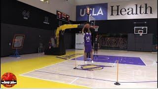Lakers Practice Danny Green Shooting Workout. HoopJab NBA
