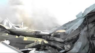 Переяслав-Хмельницкий взрыв АЗС