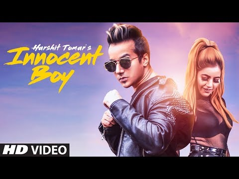 Harshit Tomar: Innocent Boy (Full Video Song) Vishakha Raghav - Muzik Amy