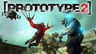 MORE TENTACLES | Prototype 2 - Part 2
