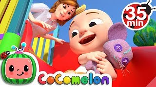 Yes Yes Playground Song | +More Nursery Rhymes - CoCoMelon