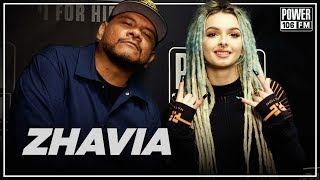 Zhavia Ward Finds Success at 17 with Deadpool 2 Soundtrack, Collab with Lil Pump, and more!
