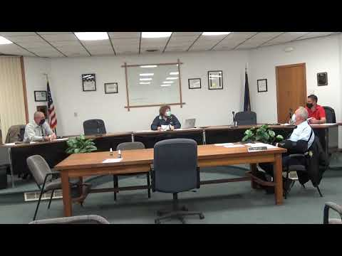 Rouses Point Village Board Meeting  2-16-21