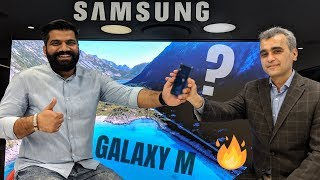 Samsung Galaxy M Series Revealed with Surprise Giveaway🔥🔥🔥