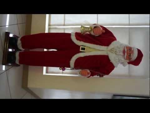 Dancing Santa 2