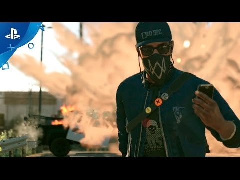 Watch_Dogs® 2 Trailer