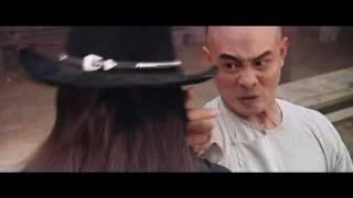 Wong fei hung VS CowBoy (french version)