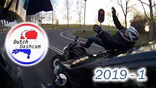 Dutch Dashcam compilation Netherlands 2019 (Eng subs)