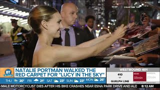 Teri's tiff Tracker: Natalie Portman and Jon Hamm
