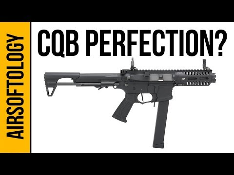 video G&G CM16 ARP-9 Carbine Airsoft Series AEGs