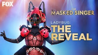 The Ladybug Is Revealed As Kelly Osbourne | Season 2 Ep. 7 | THE MASKED SINGER