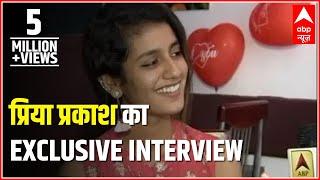 PRIYA PRAKASH VARRIER EXCLUSIVE: Internet 'Wink' sensation talks about LOVE life & much more
