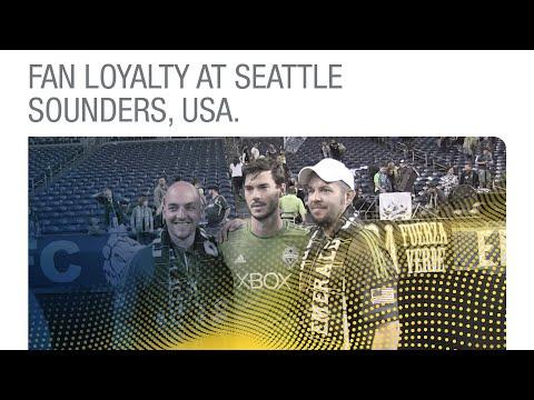 Fan Loyalty at Seattle Sounders (USA) - Fan Engagement Platform