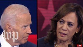 The busing debate between Joe Biden and Kamala Harris, explained