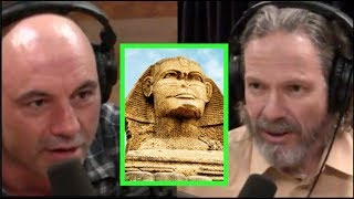 Joe Rogan - Robert Schoch Explains Sphinx Water Erosion Hypothesis