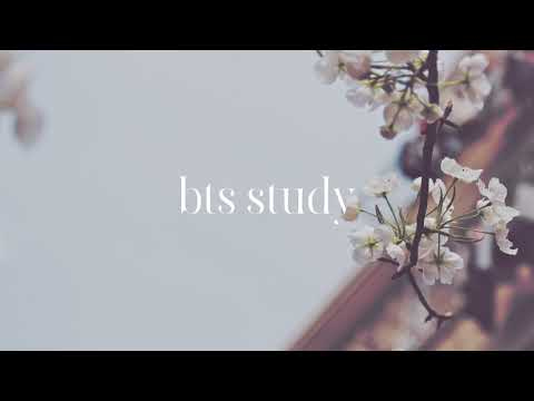 1 Hour Sentimental BTS Piano Collection for Studying