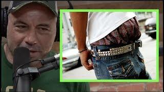 Joe Rogan Doesn't Get Pants Sagging