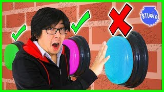 Don't Push The Wrong Button Challenge!!!