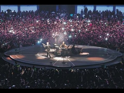 Muse - Knights of Cydonia 360 Drones World Tour