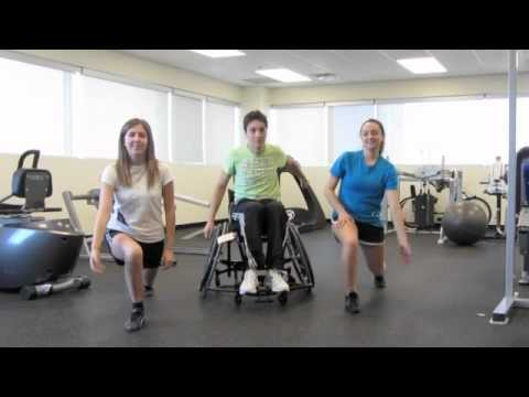 Exercise Video for People with Intellectual and Physical Disabilities (PART 1)
