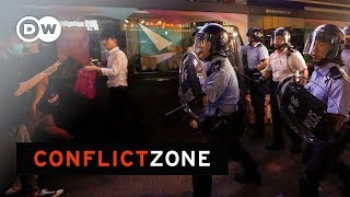 Hong Kong protests: Will Beijing step in? | Conflict Zone