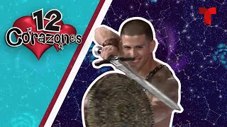 12 Hearts💕: Gladiator Special | Full Episode | Telemundo English
