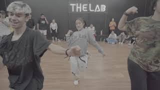 Sienna, Tre, Logan Collab Class at The Lab