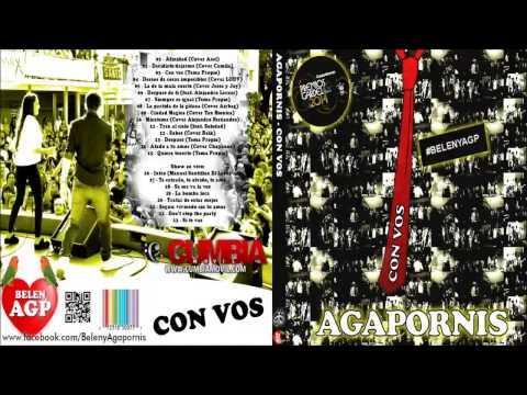 AGAPORNIS - Con Voz | Nuevo Cd 2014 | www.facebook.com/BelenyAgapornis